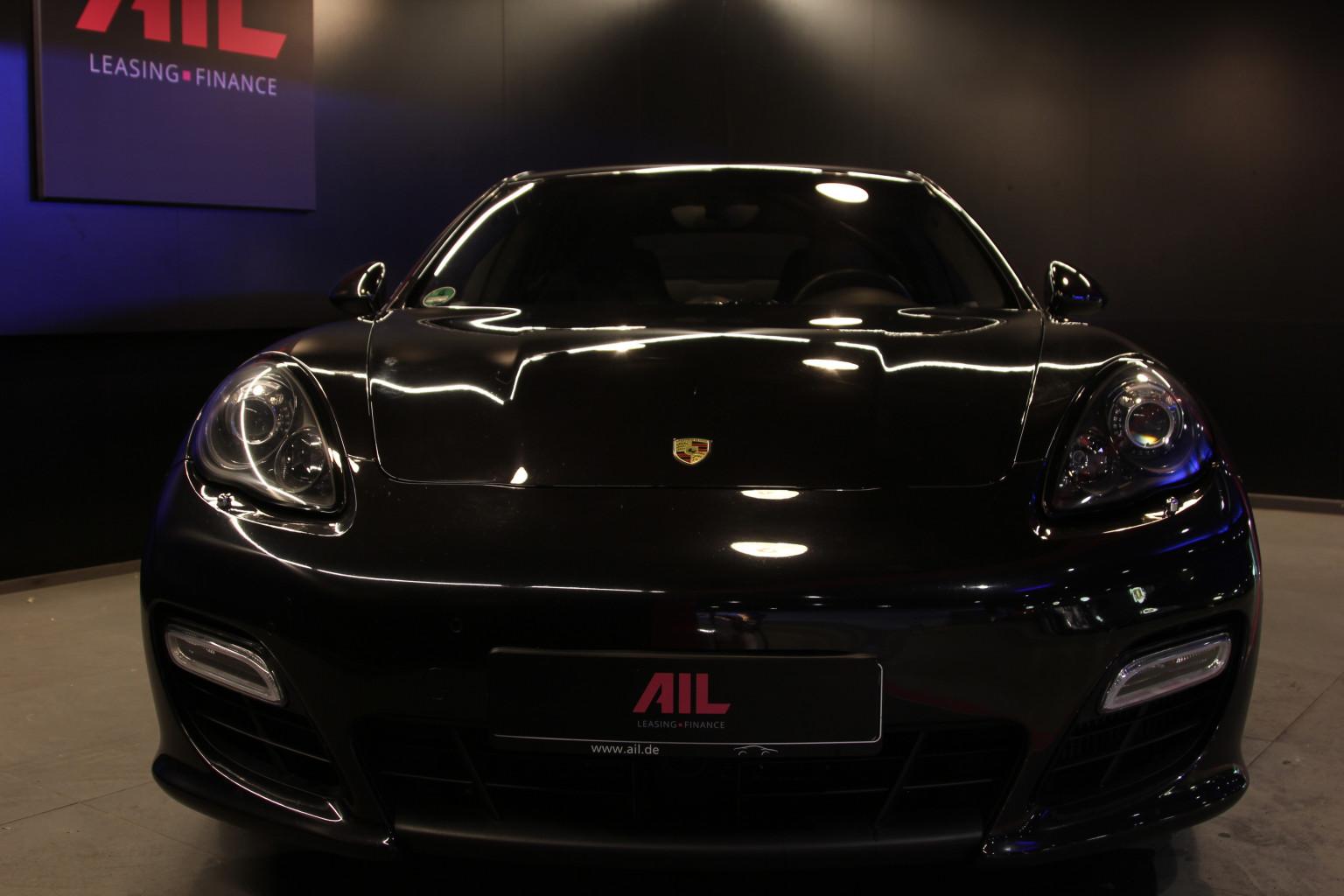 AIL Porsche Panamera Turbo S  Sport-Chrono-Paket  1