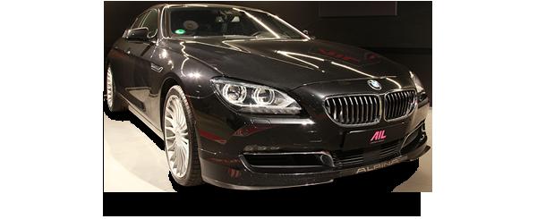 AIL Alpina B6 Biturbo Gran Coupe
