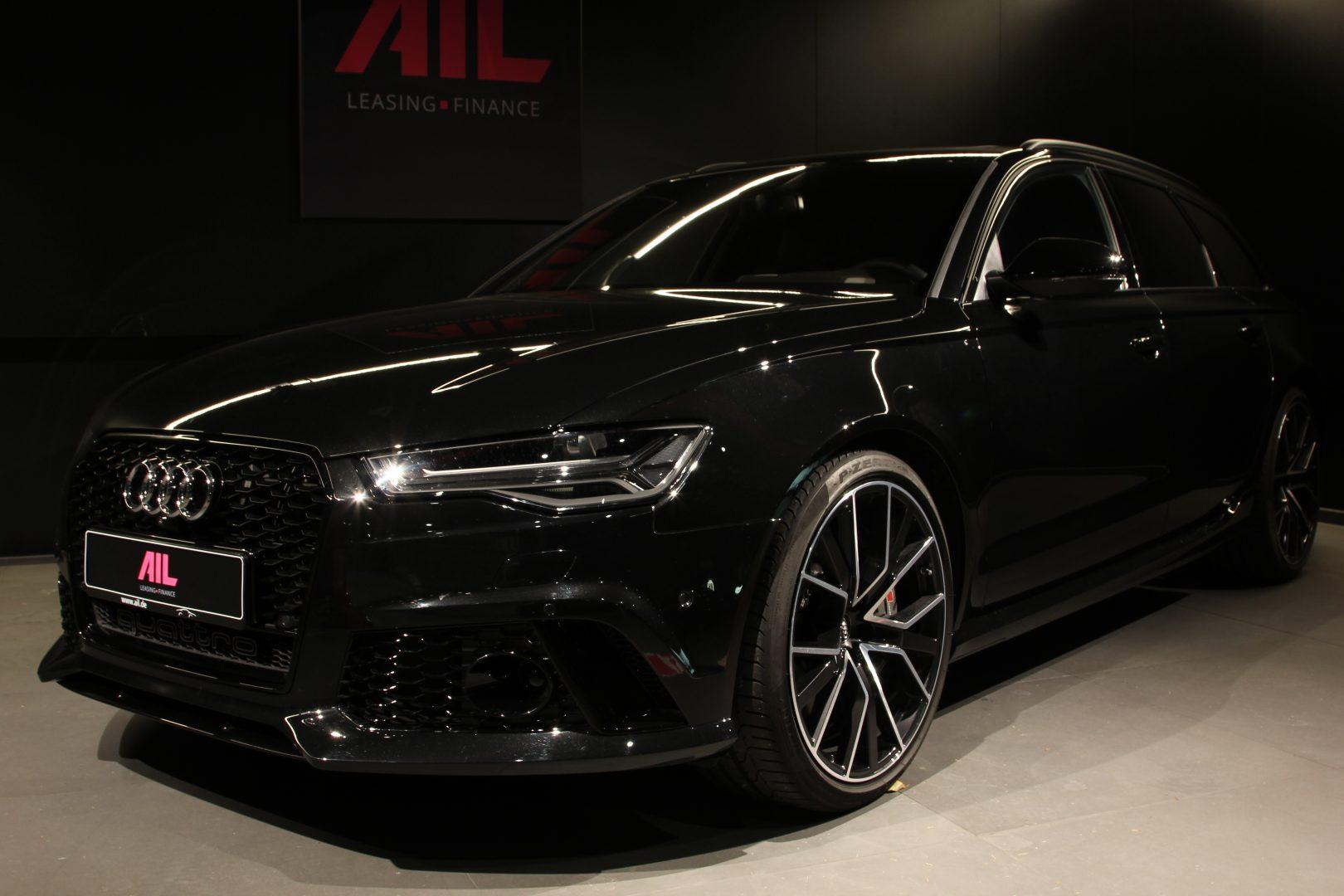 AIL Audi RS6 Avant Performance Dynamic-Paket plus