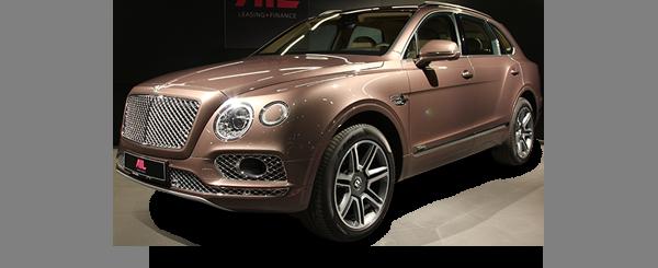AIL Bentley Bentayga V8 Diesel Mulliner Driving Paket