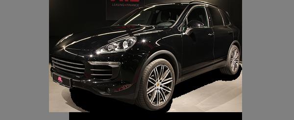 AIL Porsche Cayenne Diesel DAB+ 21 Zoll Sport Edition