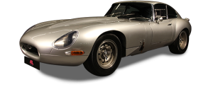 AIL Jaguar E-Type Coupé S1,5 Lightweight Recreation