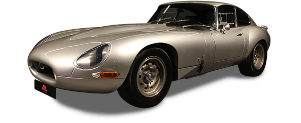 ID: 14205, AIL Jaguar E-Type Coupé S1,5 Lightweight Recreation
