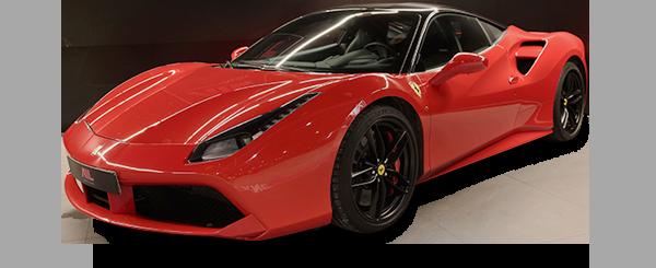 ID: 14390, AIL Ferrari 488 GTB Rosso Corsa