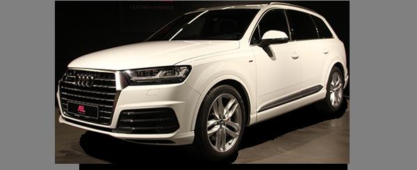 AIL Audi Q7 3.0 TDI quattro S line Sport / Plus Matrix