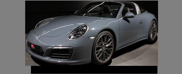 AIL Porsche 911 991 Targa 4 Bose