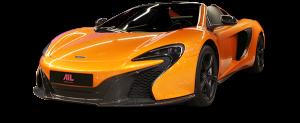 AIL McLaren 650S Spider Carbon Paket