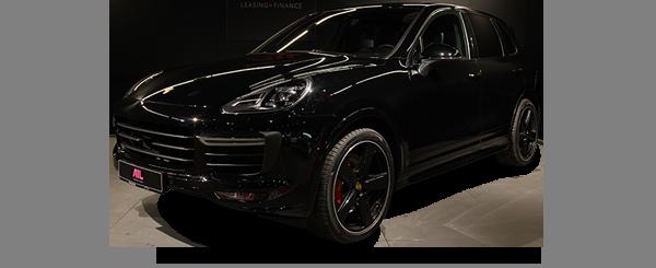 AIL Porsche Cayenne GTS Sport-Chrono-Paket Standheizung