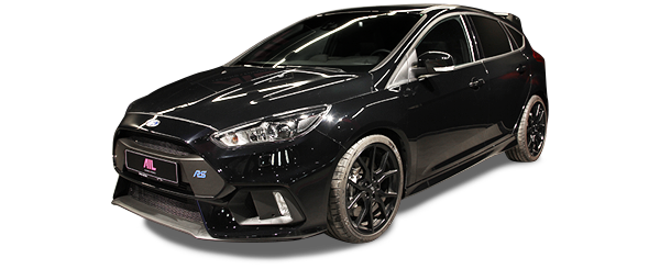 AIL Ford Focus RS Easy-Driver-Paket Recaro