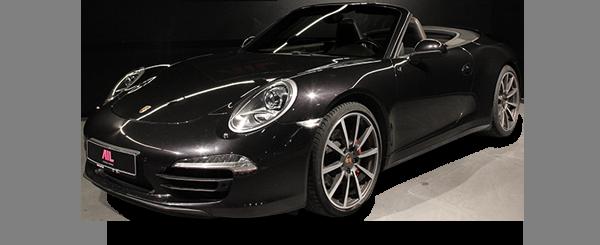AIL Porsche 911 991 4S Cabrio Sport Chrono Paket Bose