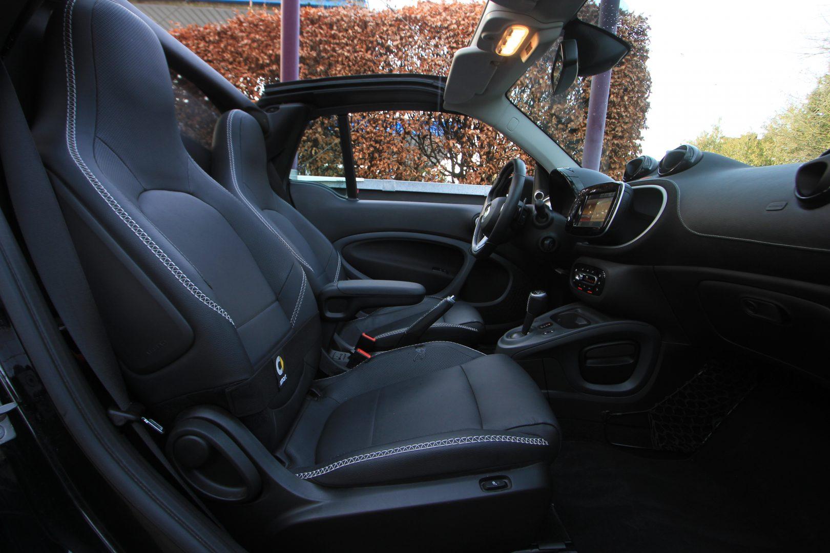AIL Smart fortwo cabrio Brabus 8