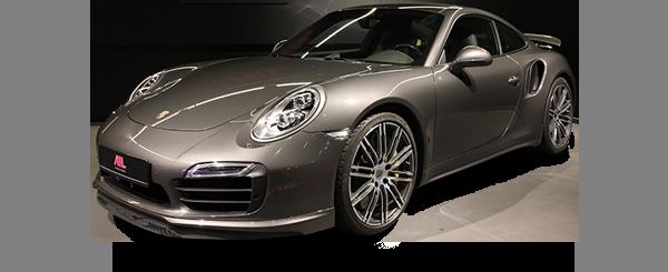 AIL Porsche 911 991 Turbo S Sport-Chrono-Paket