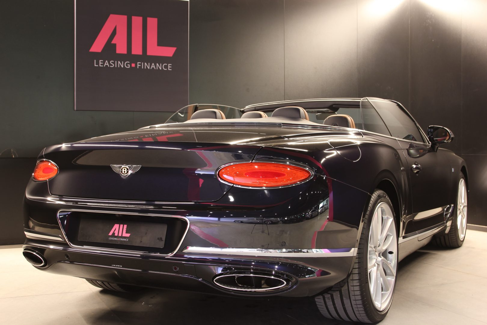 AIL Bentley Continental GTC First Edition Convertible W12 11