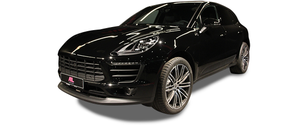 AIL Porsche Macan Panorama Bose LED