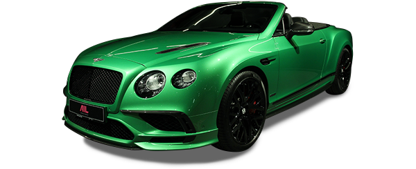 AIL Bentley Continental Supersports Convertible 1 of 710