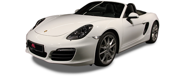 AIL Porsche Boxster PDK Sound-Package Plus