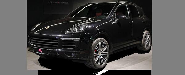 AIL Porsche Cayenne S Diesel Carbon Paket
