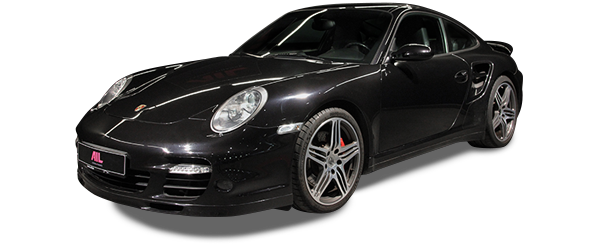 AIL Porsche 911 997 Turbo Coupe Sport-Chrono-Paket