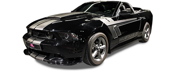 AIL Ford Mustang GT