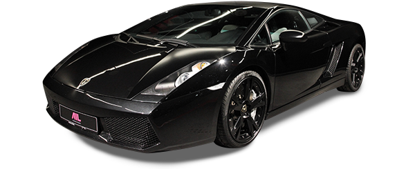 AIL Lamborghini Gallardo Nera-Edition E-Gear LIFT