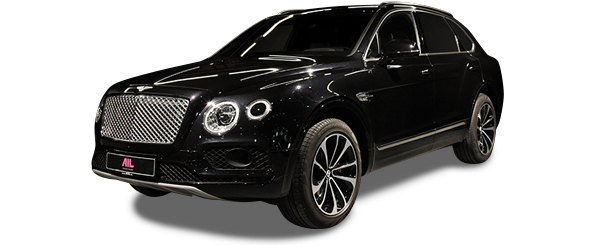 ID: 12709, AIL Bentley Bentayga W12 6.0 Biturbo