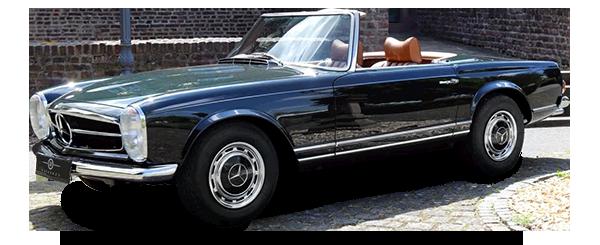 ID: 52712, AIL Mercedes-Benz 280 SL – Automatik