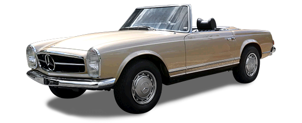ID: 52745, AIL Mercedes-Benz 280 SL – Automatik