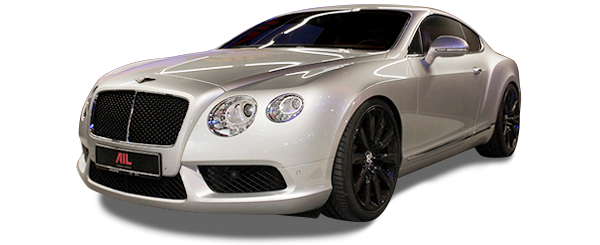 AIL Bentley Continental GT V8 Mulliner