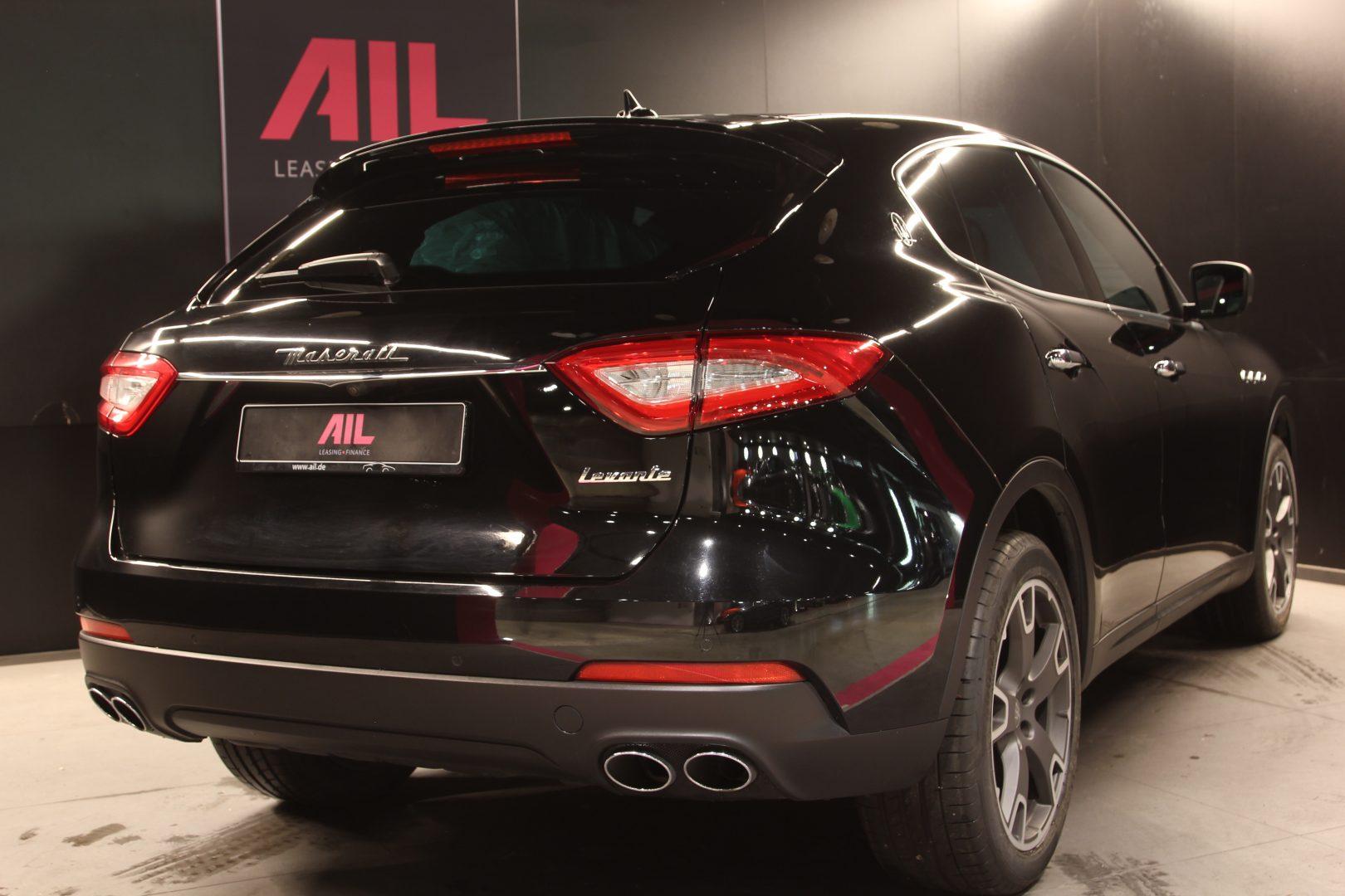 AIL Maserati Levante Diesel Business Paket Plus 1