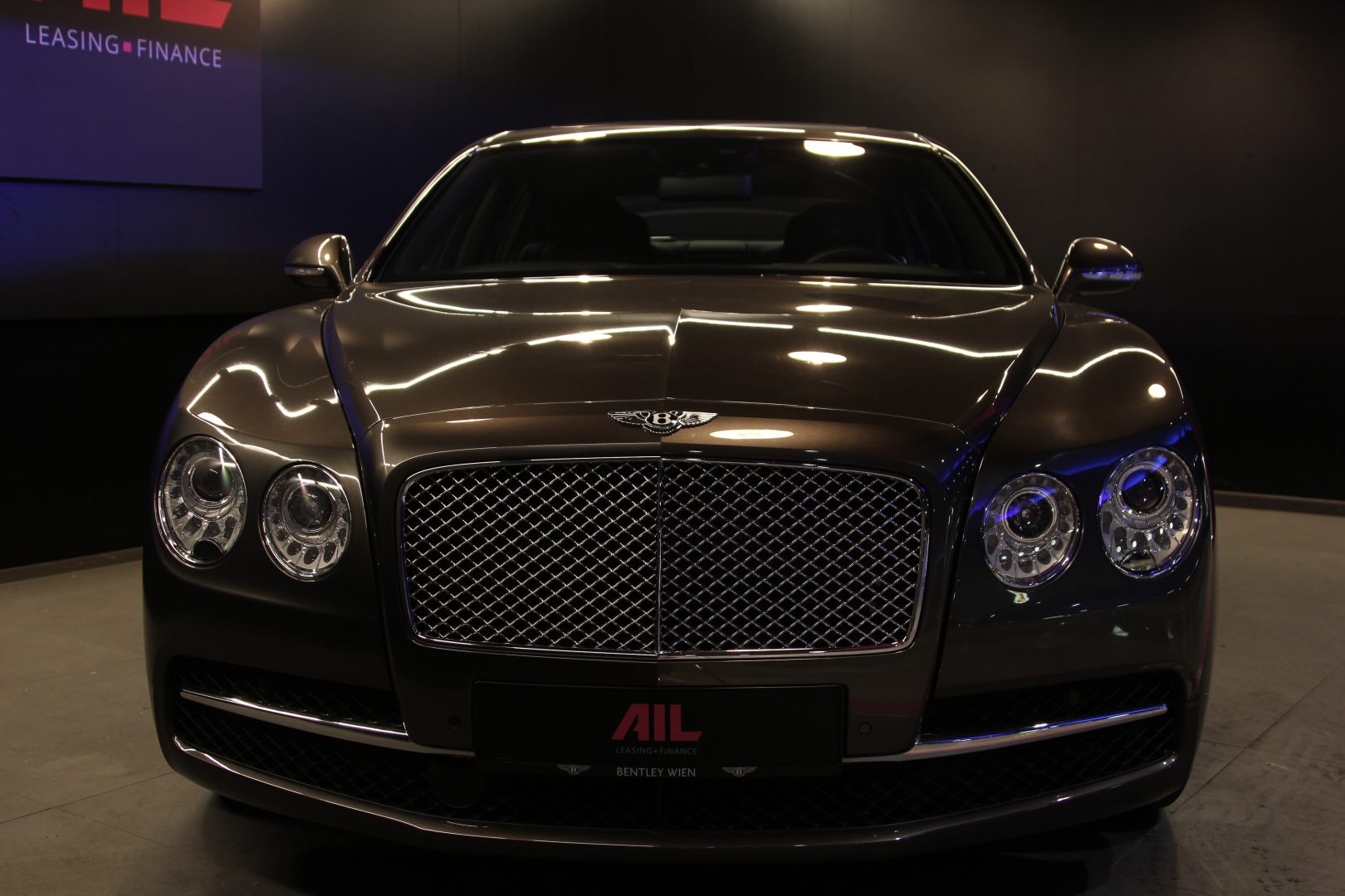 AIL Bentley Continental Flying Spur W12 2