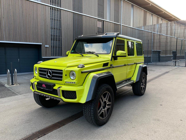 AIL Mercedes-Benz G 500 4x4² electricbeam 6