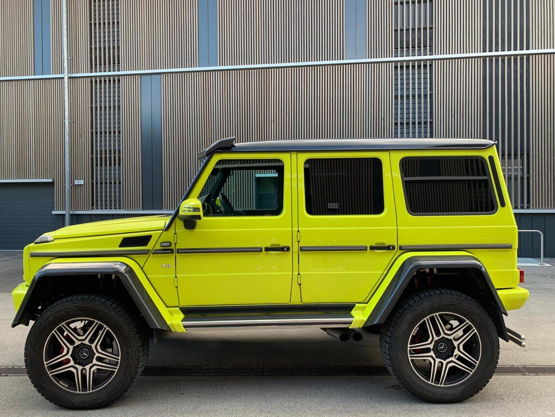 AIL Mercedes-Benz G 500 4x4² electricbeam 2