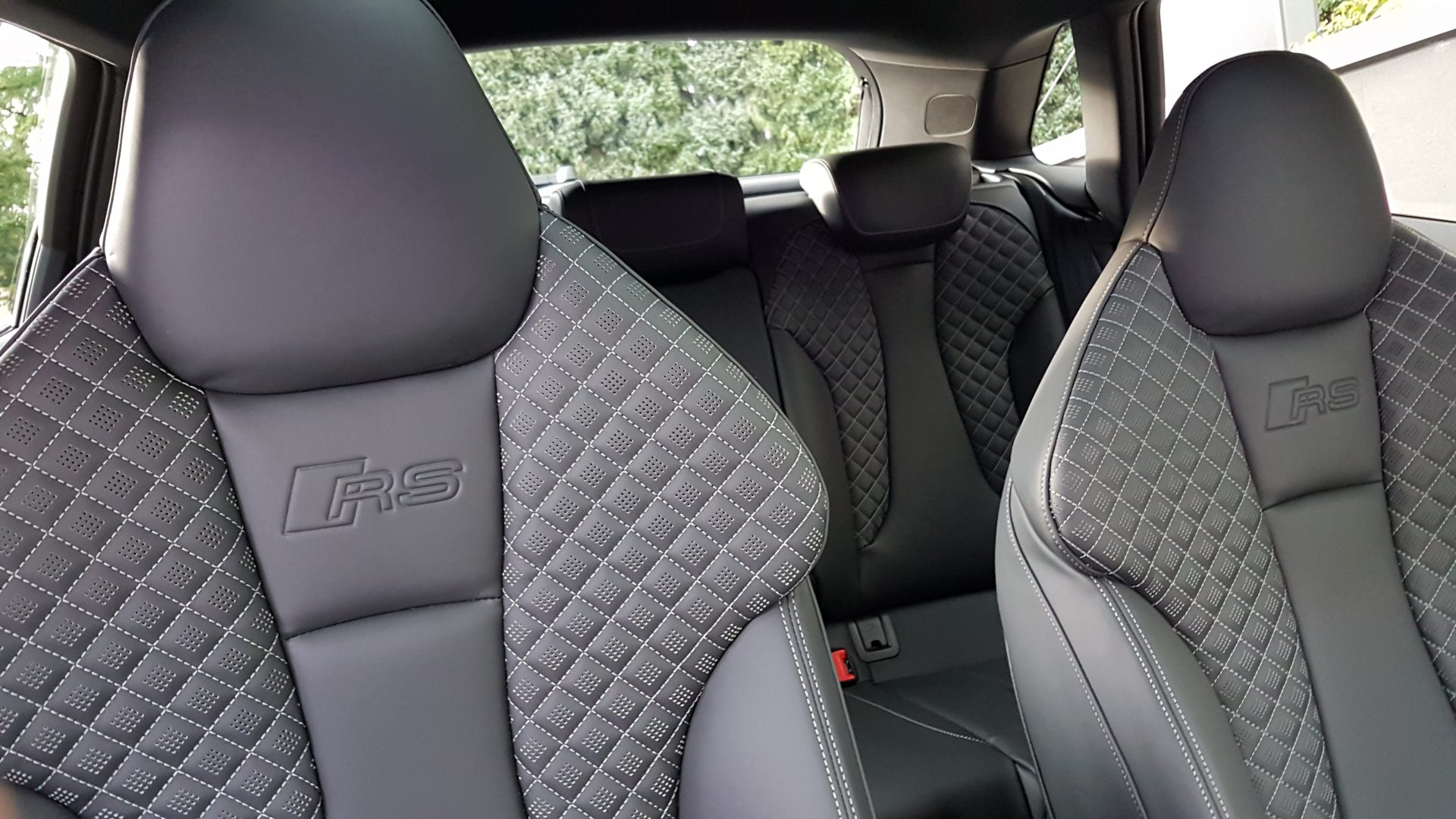AIL Audi RS3 Sportback Matrix Panorama Virtual Cockpit 9