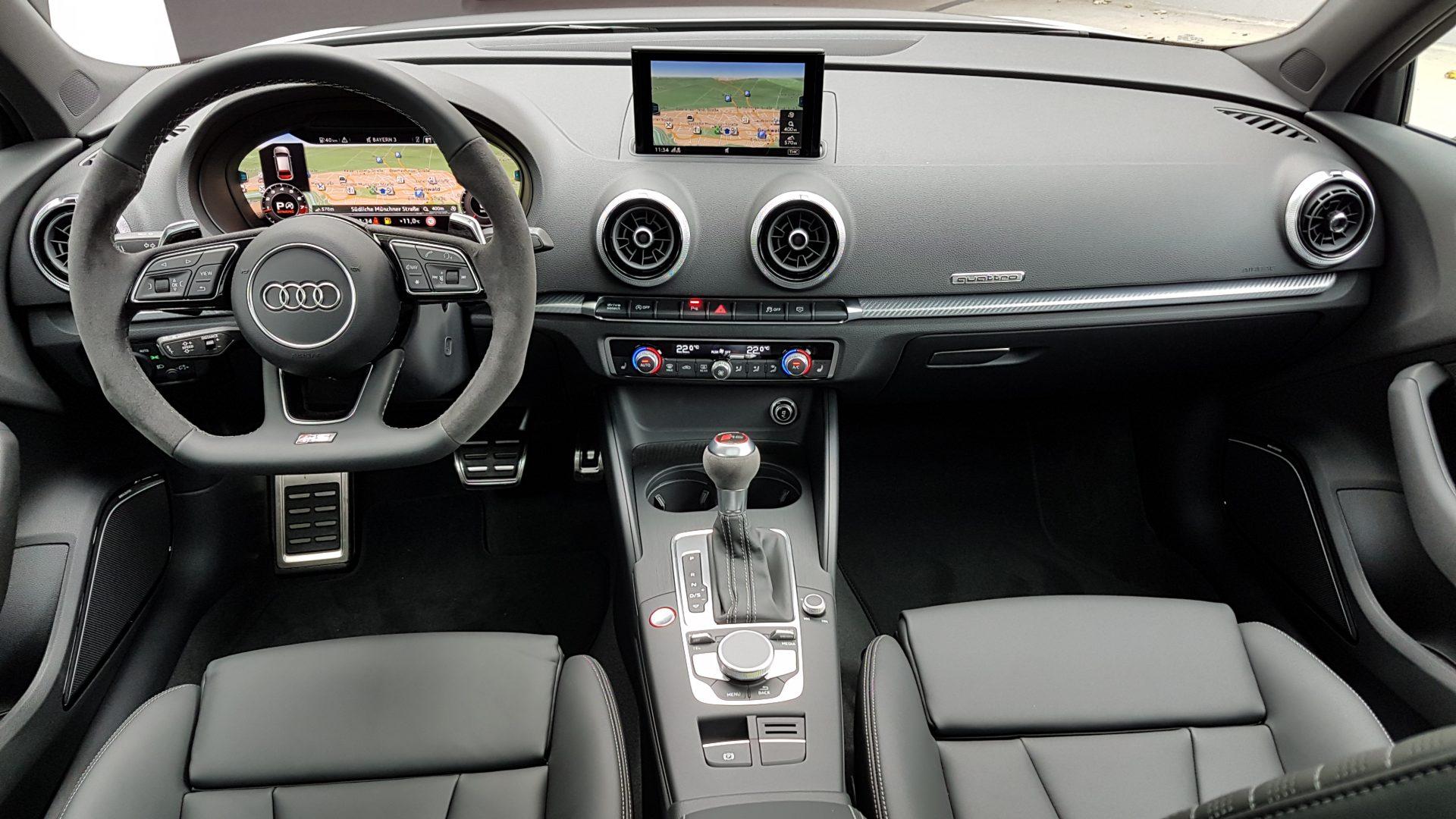 AIL Audi RS3 Sportback Matrix Virtual Panorama 8