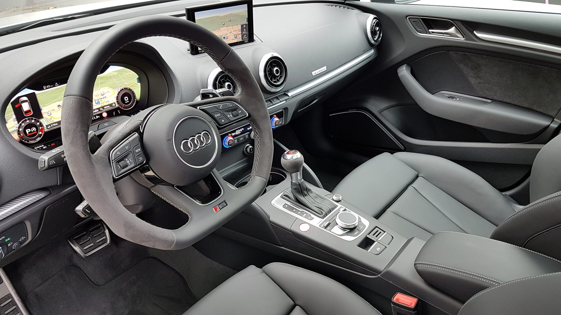 AIL Audi RS3 Sportback Matrix Virtual Panorama 10
