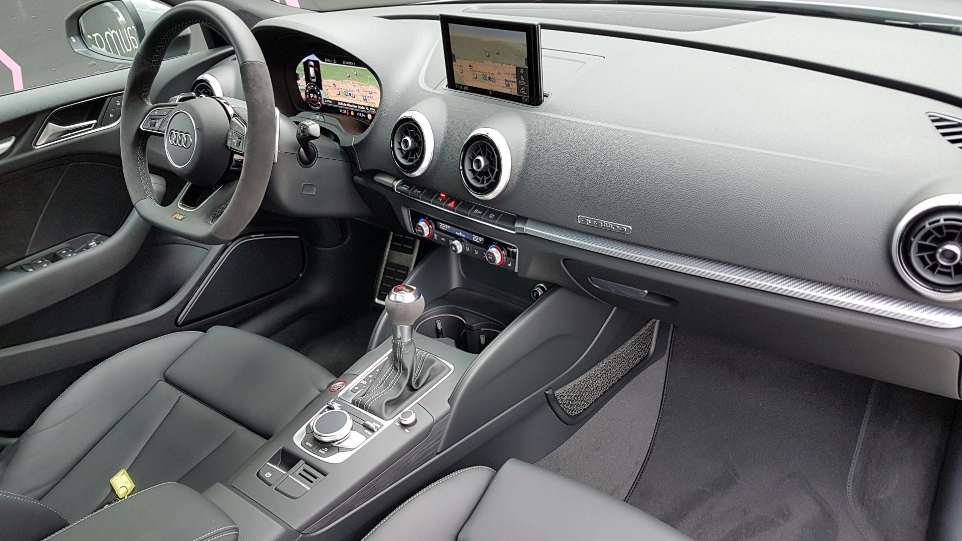 AIL Audi RS3 Sportback Matrix Virtual Panorama 12