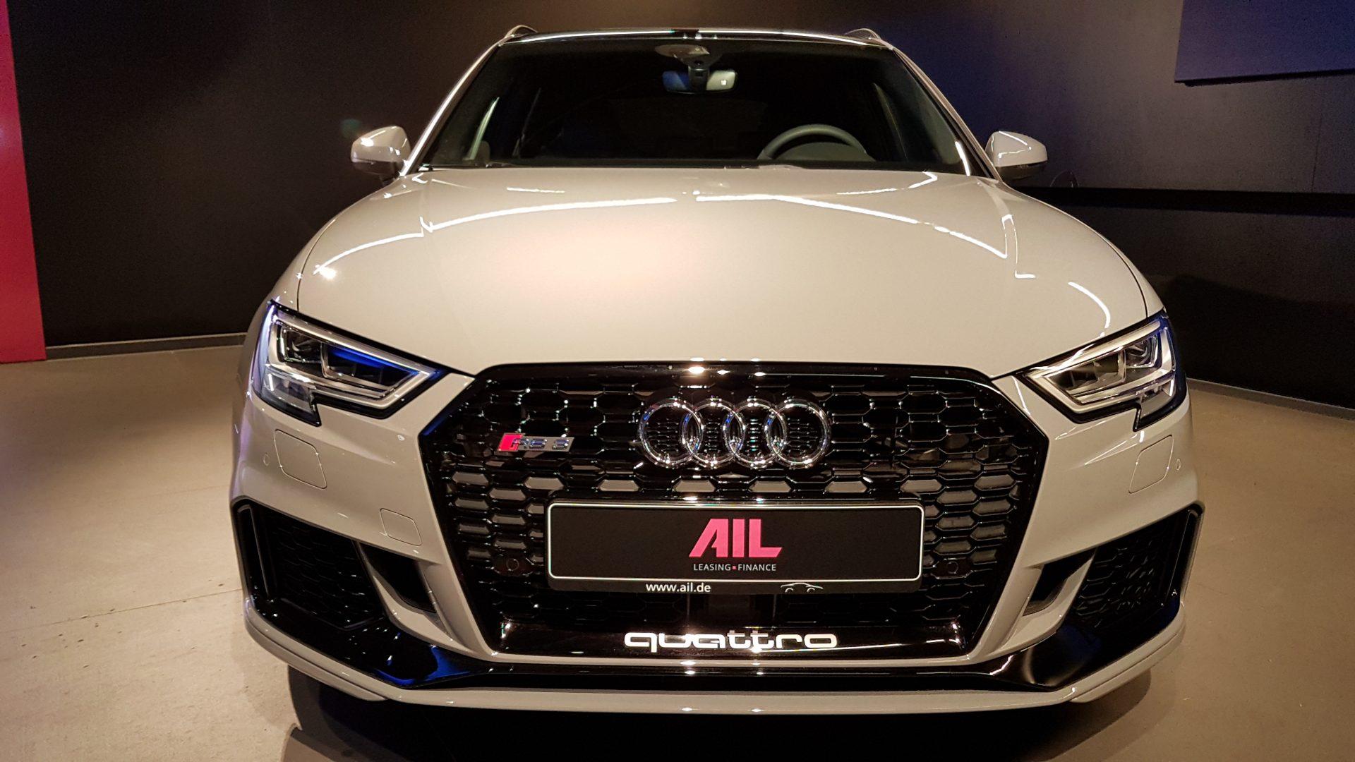 AIL Audi RS3 Sportback Matrix Virtual Panorama 1