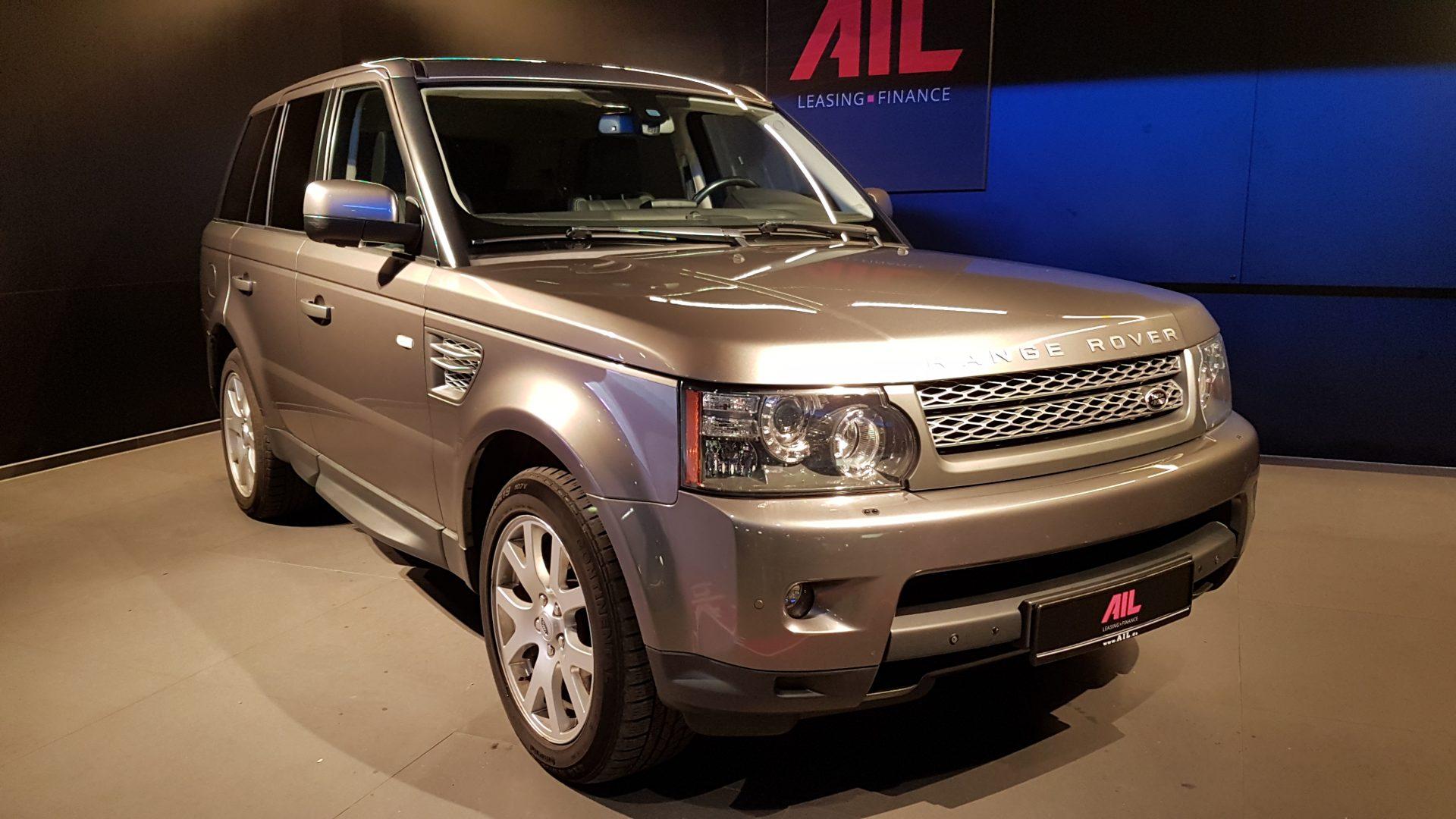 AIL Land Rover Range Rover Sport TDV8 HSE 10