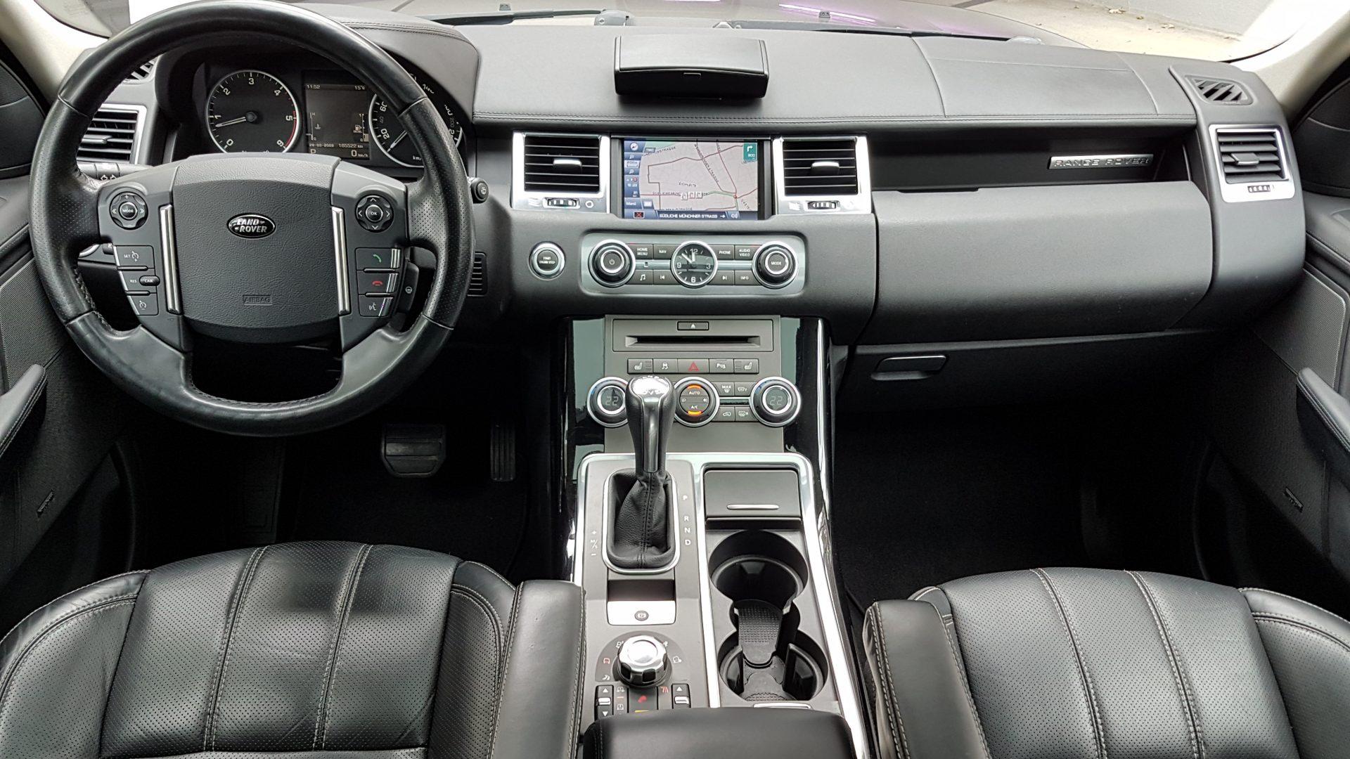 AIL Land Rover Range Rover Sport TDV8 HSE 5