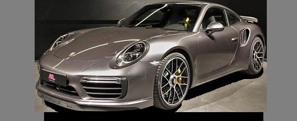 AIL Porsche 911 991 Turbo S Burmester PCCB LED