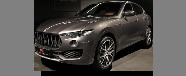 AIL Maserati Levante Diesel Business-Paket Plus