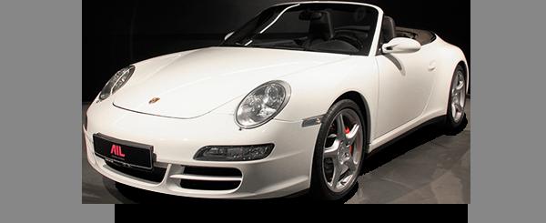 AIL Porsche 911 997 4S Cabrio Sport-Chrono-Paket Plus