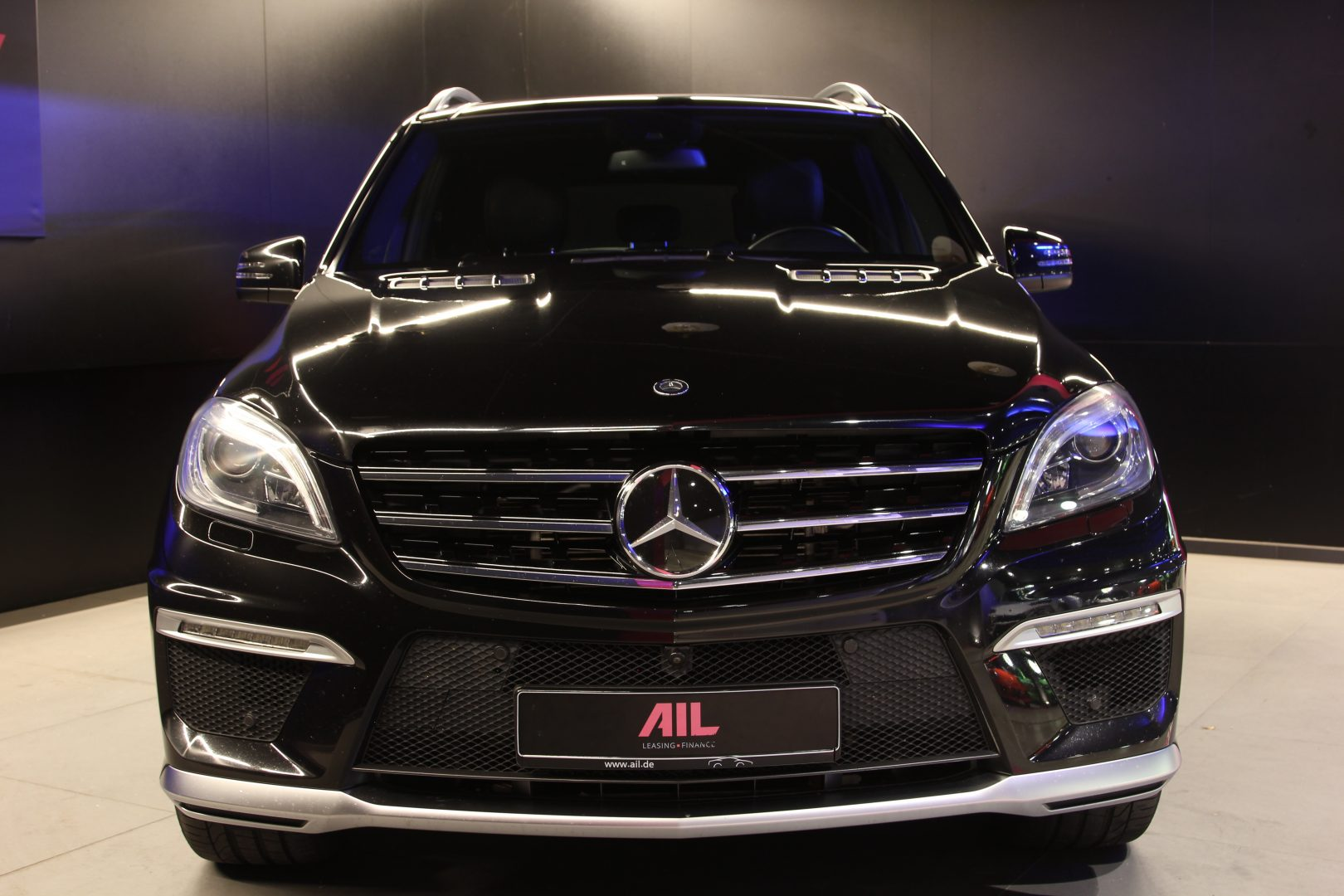 AIL Mercedes-Benz ML 63 AMG  Performance Package 3
