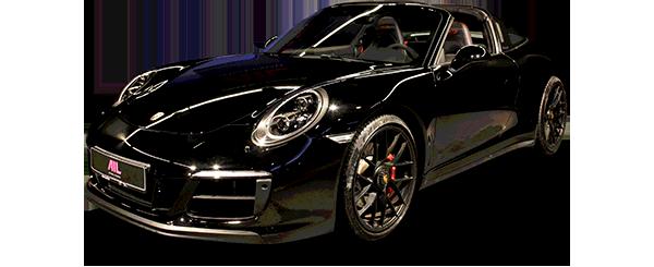 AIL Porsche 911 991 Targa 4 GTS Sport-Chrono-Paket LED Lift