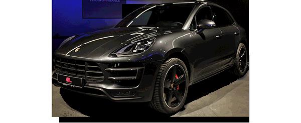 ID: 19969, AIL Porsche Macan Turbo Performance Paket LED Sportabgas