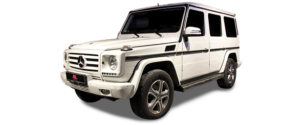 AIL Mercedes-Benz G 350 BlueTec