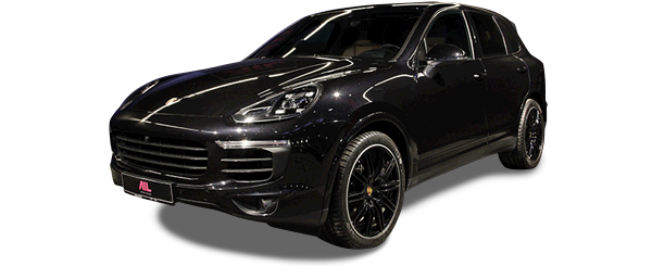 AIL Porsche Cayenne Platinum Edition LED Panorama