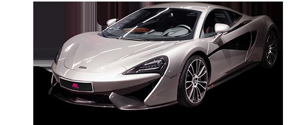 AIL McLaren 570S Blade Silver