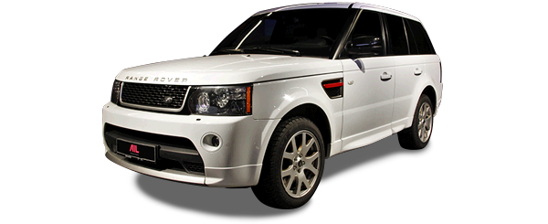 AIL Land Rover Range Rover Sport SDV6 Red Edition