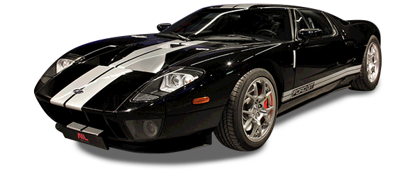 AIL Ford GT 5.4L V8 Supercharger
